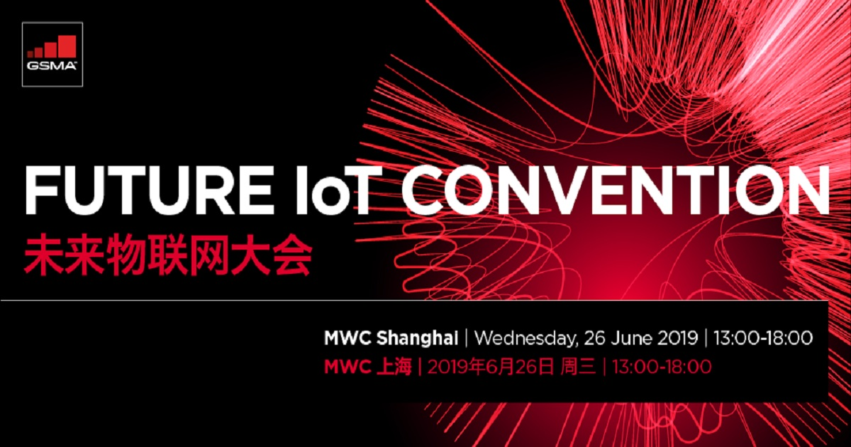 GSMA Future IoT Convention