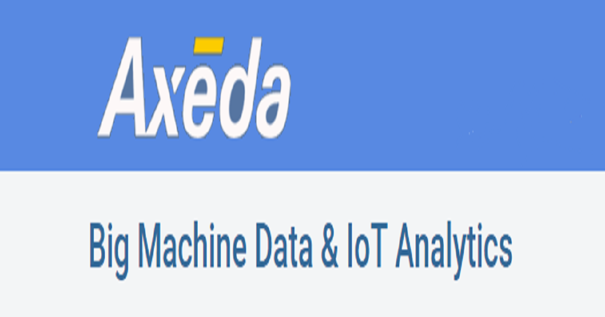Big Machine Data & IoT Analytics