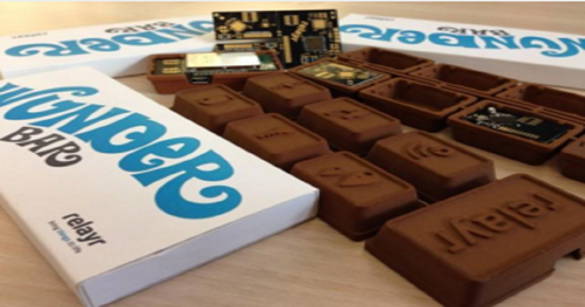 WunderBar, the Chocolaty IoT Tool for App Development