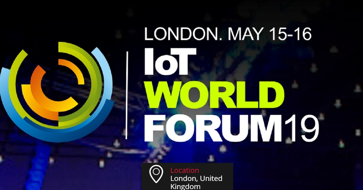 IoT World Forum 2019