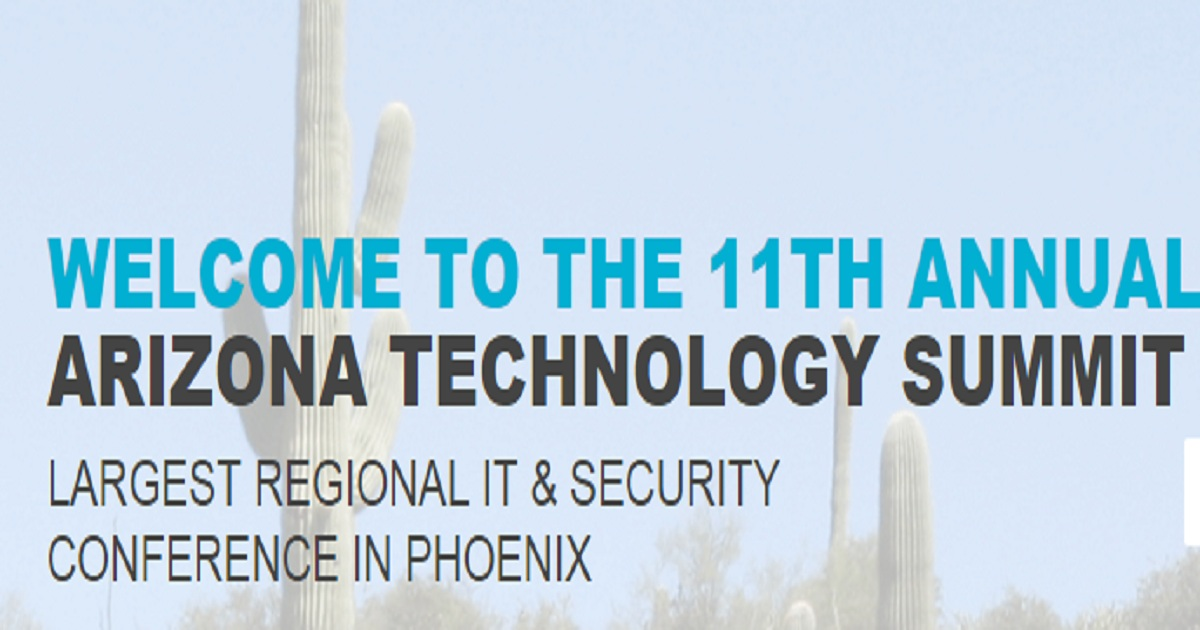 Arizona Technology Summit