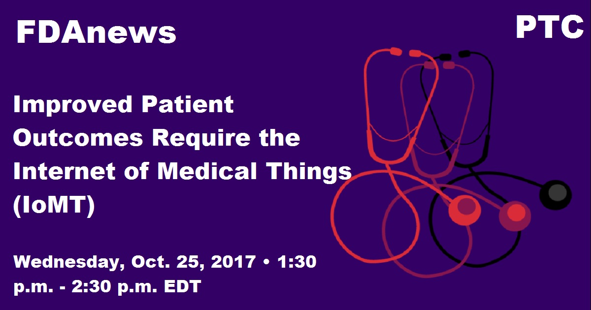 Improved Patient Outcomes Require the Internet of Medical Things (IoMT)