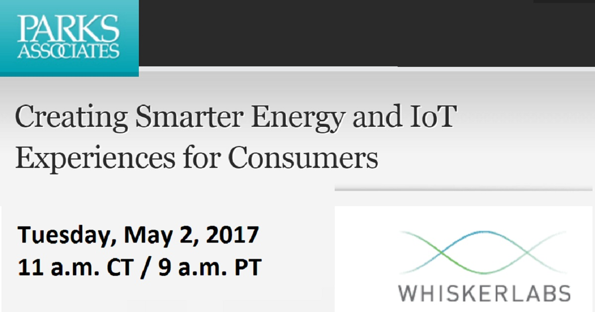 Creating Smarter Energy and IoT Experiences for Consumers