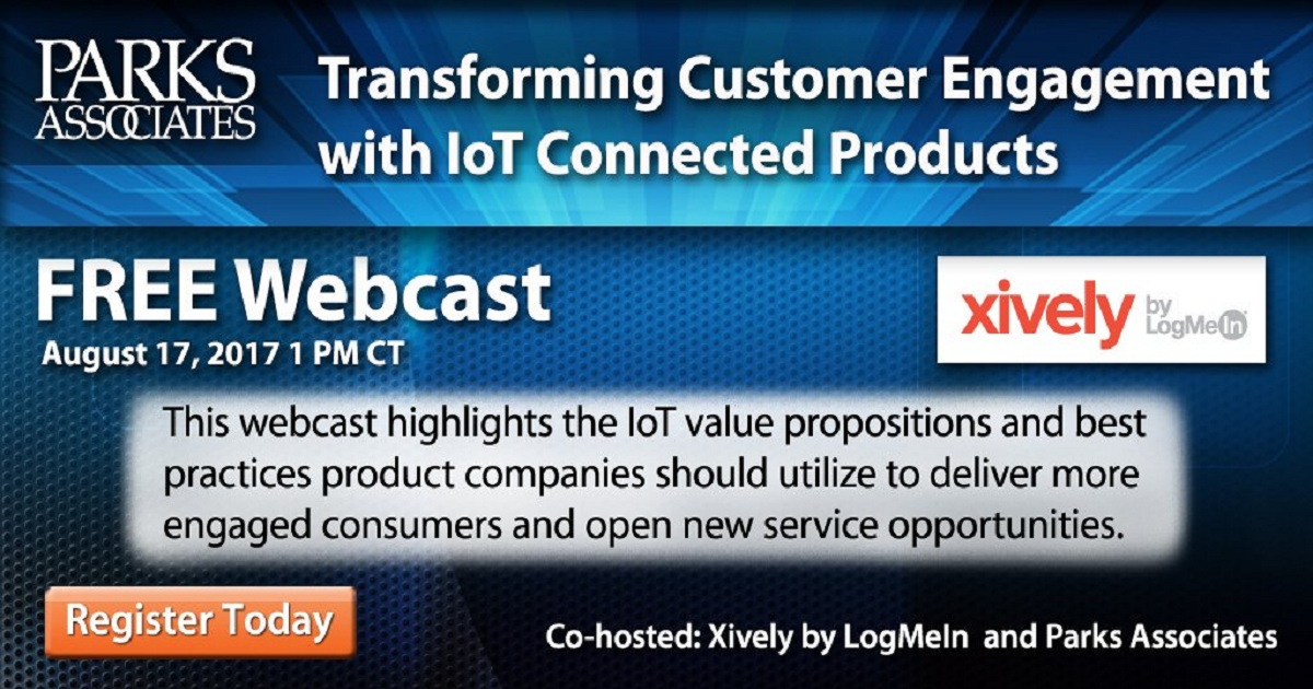 Transforming Customer Engagement with IoT Connected Products