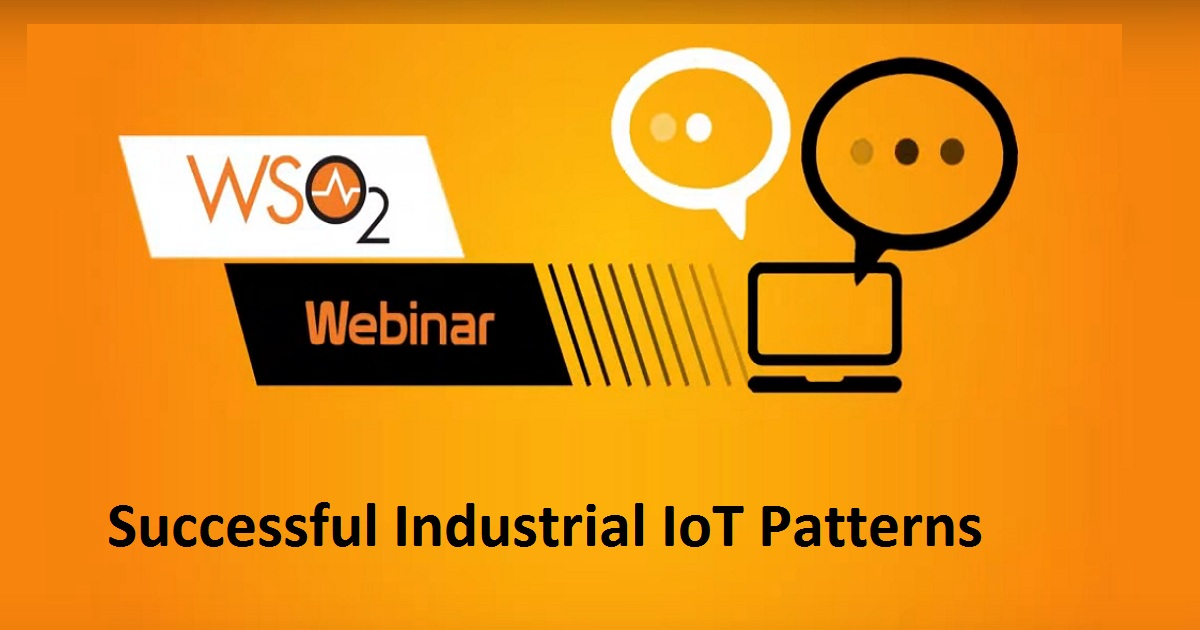 Successful Industrial IoT Patterns