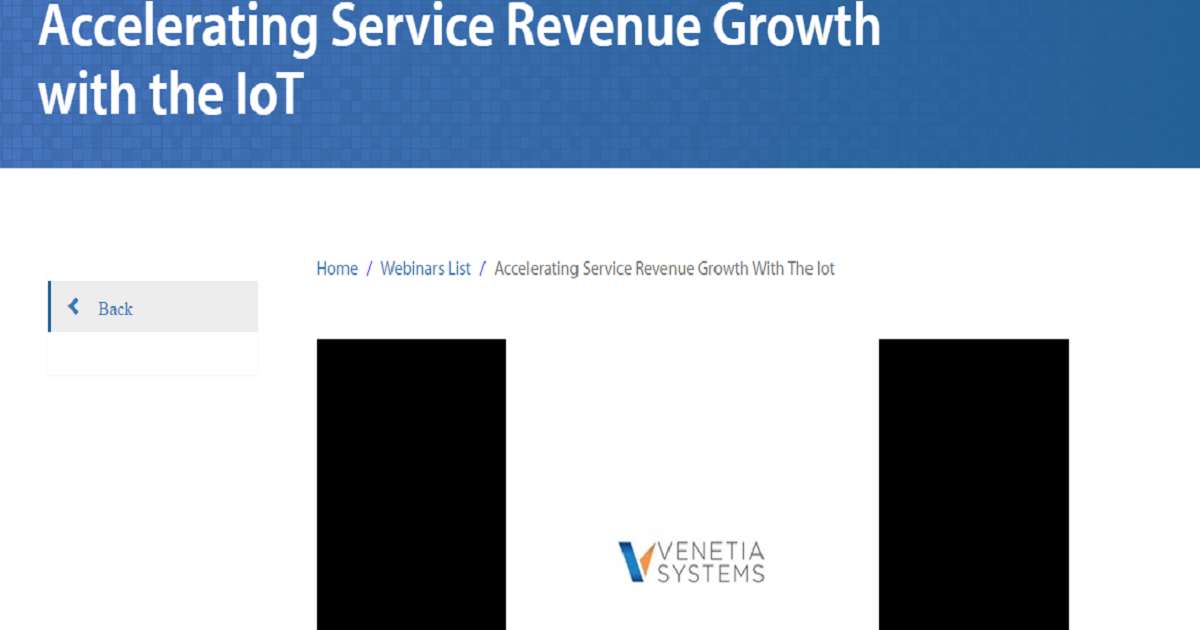 Accelerating Service Revenue Growth with the IoT
