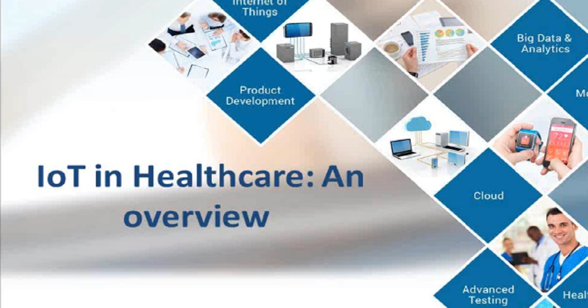 Webinar: IoT in Healthcare- An Overview