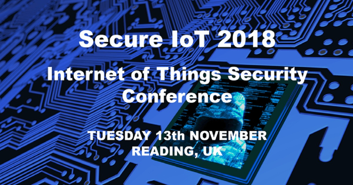 Secure IoT 2018