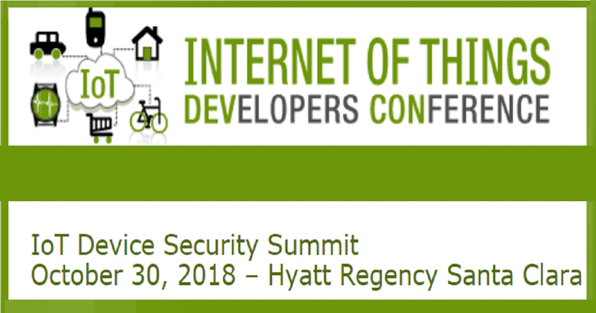 IoT Device Security Summit