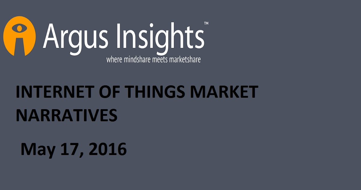 INTERNET OF THINGS MARKET NARRATIVES