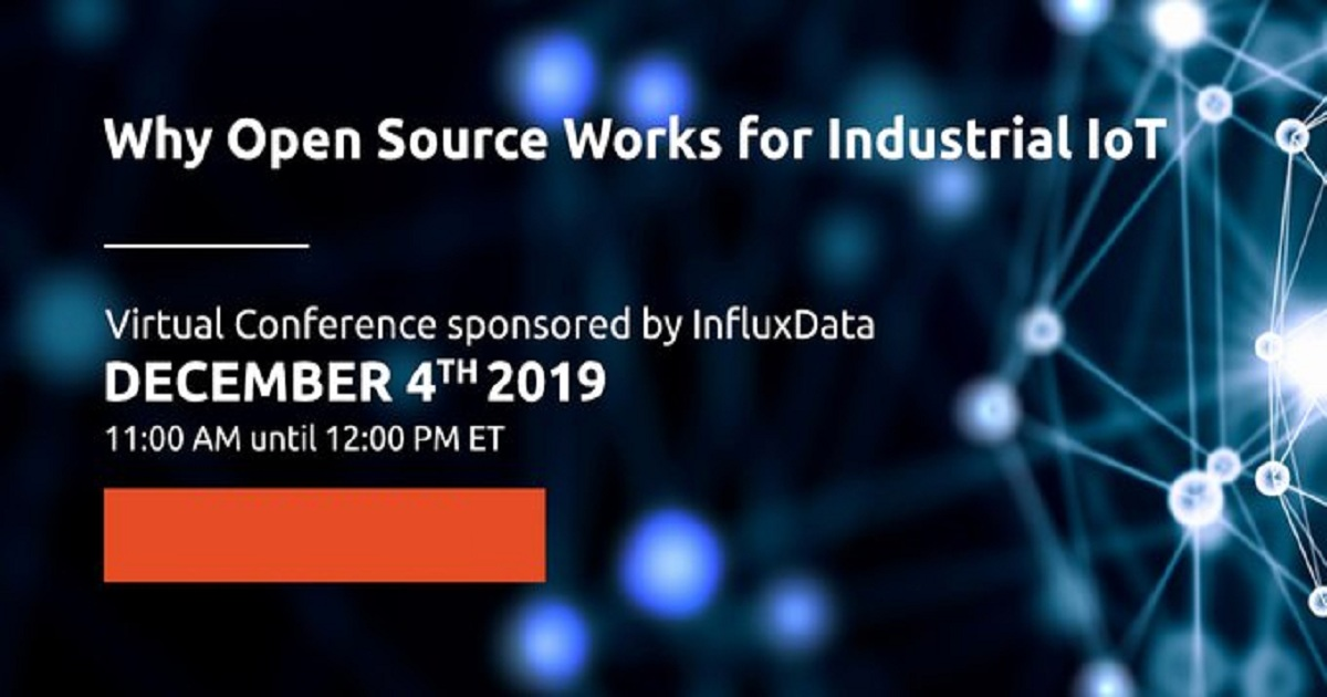 Why Open Source Works for Industrial IoT