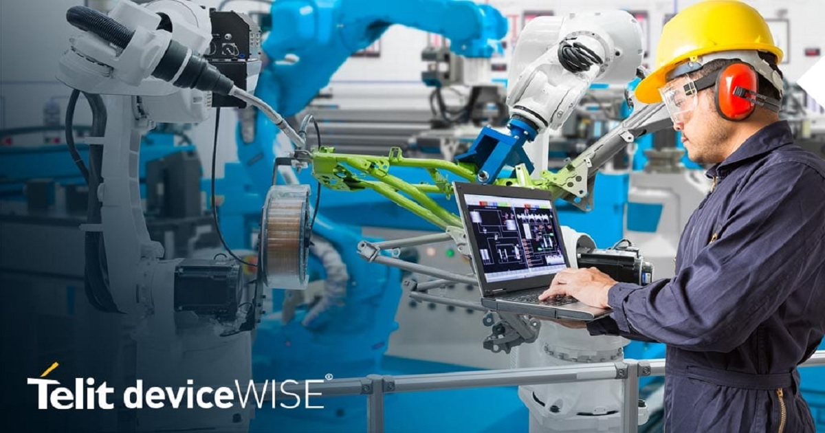 How IIoT Can Optimize Production and Leverage Financial Results