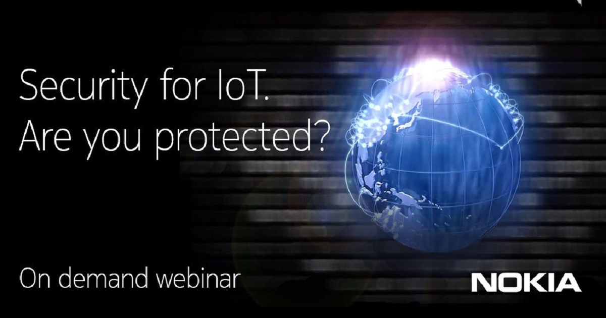 Security for IoT. Are you Protected?