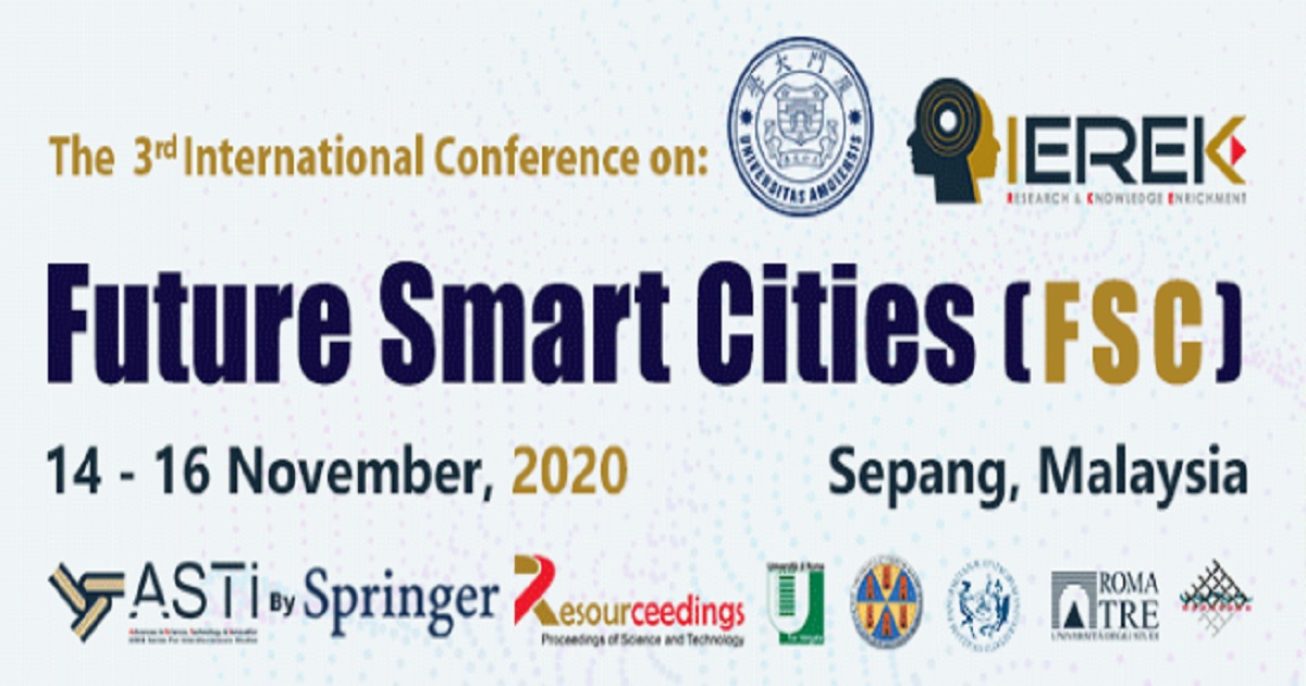 Future Smart Cities