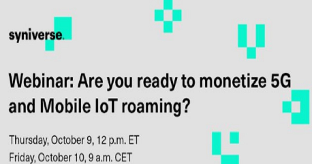 Are you ready to monetize 5G and Mobile IoT roaming?