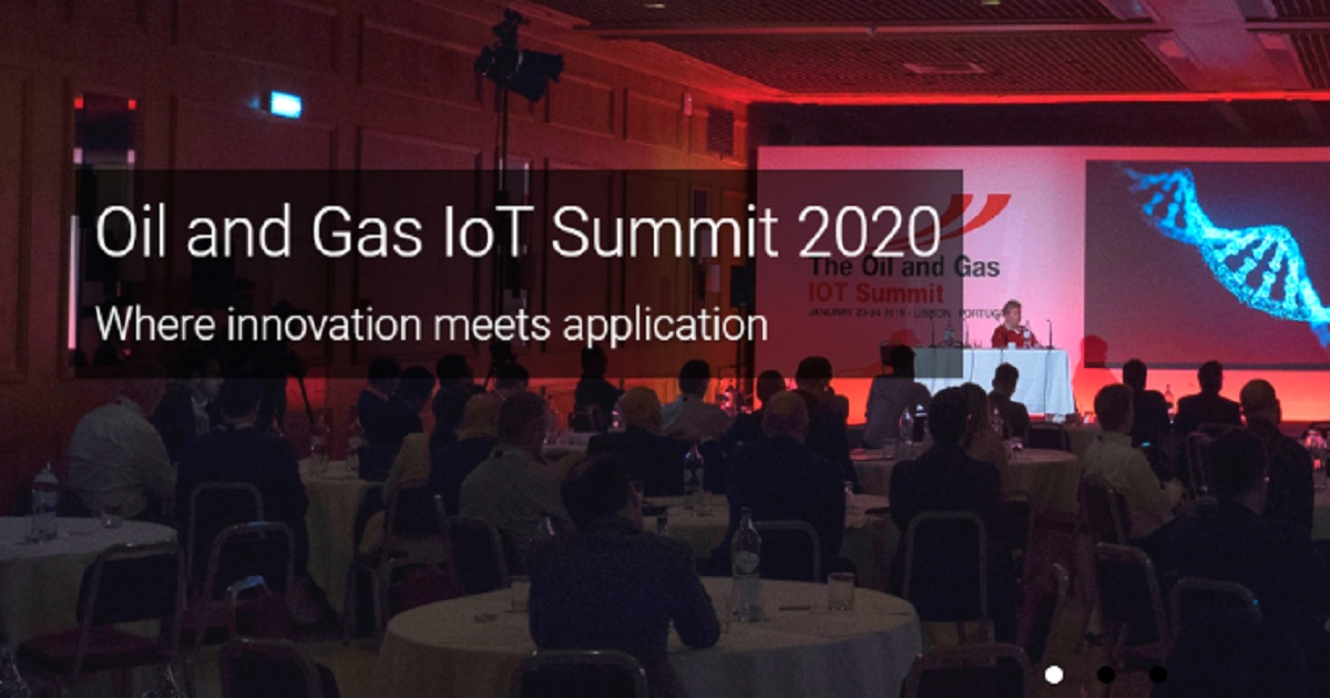 The Oil and Gas IoT Summit 2020