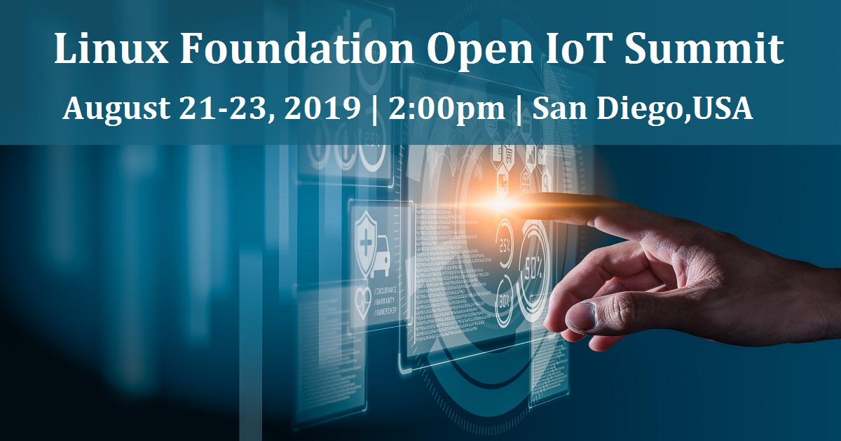 Linux Foundation Open IoT Summit