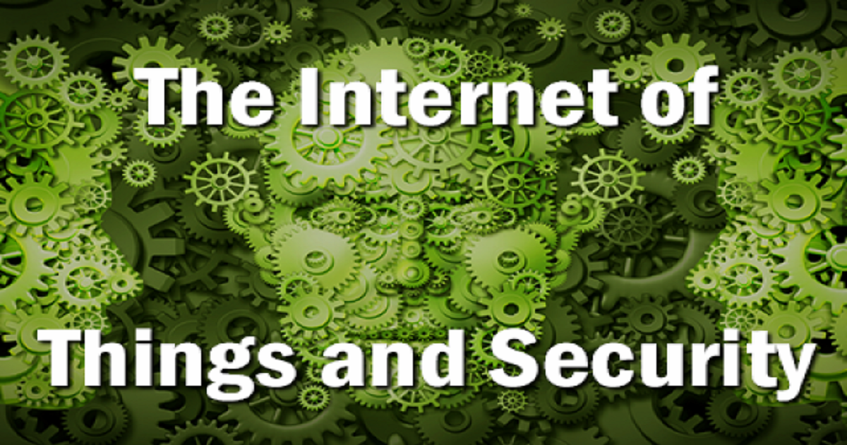 Security and The Internet of Things