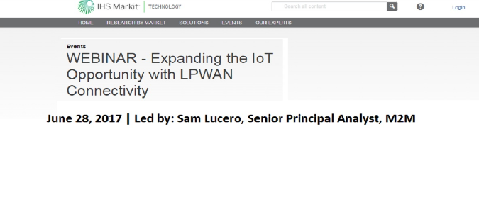 Expanding the IoT Opportunity with LPWAN Connectivity