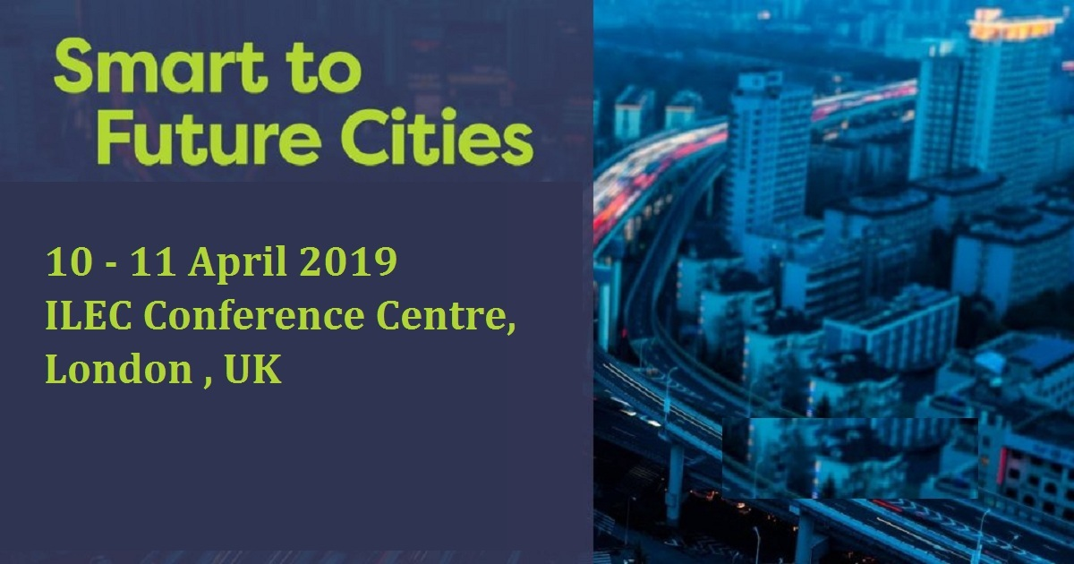 SMART TO FUTURE CITIES 2019