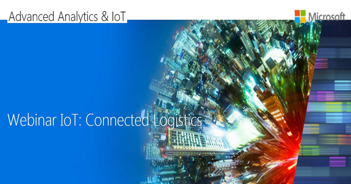 IoT: Connected Logistics