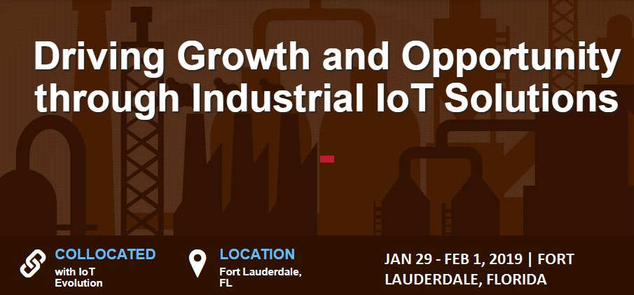 Driving Growth and Opportunity through Industrial IoT Solutions