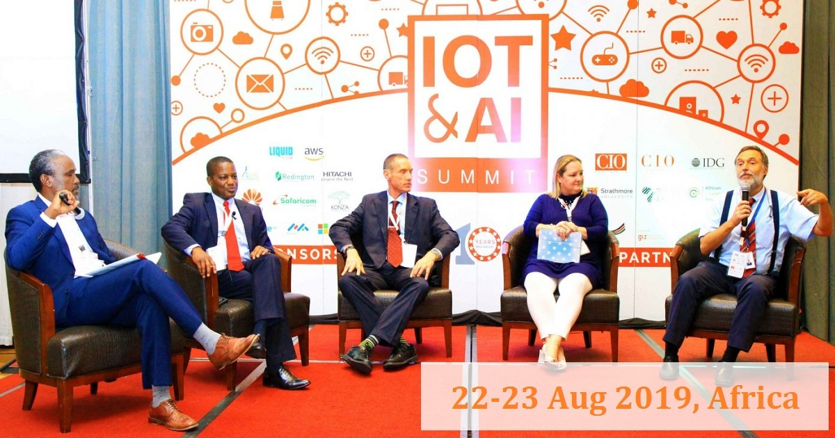 East Africa IOT and AI Summit