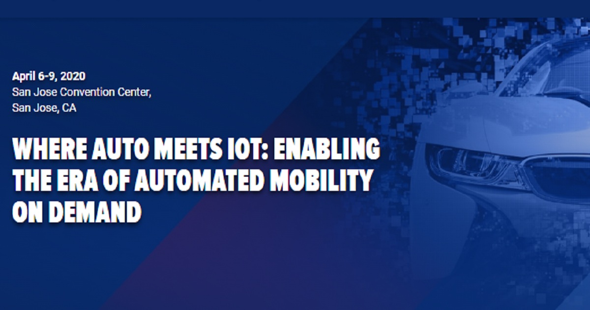 WHERE AUTO MEETS IOT: ENABLING THE ERA OF AUTOMATED MOBILITY ON DEMAND
