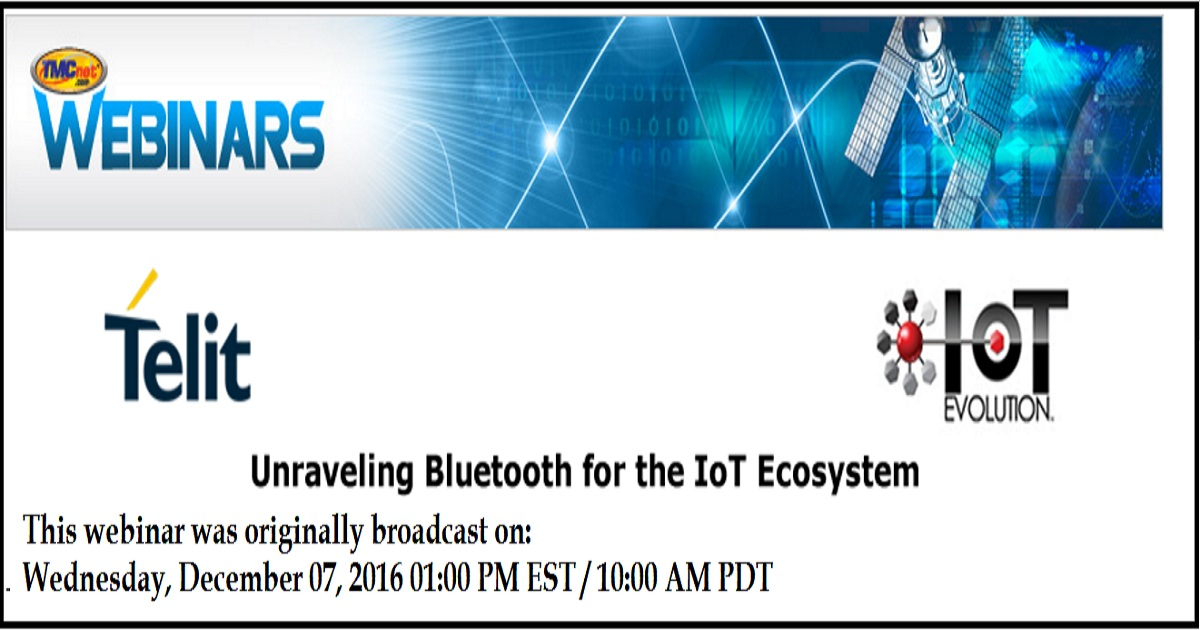 Unraveling Bluetooth for the IoT Ecosystem