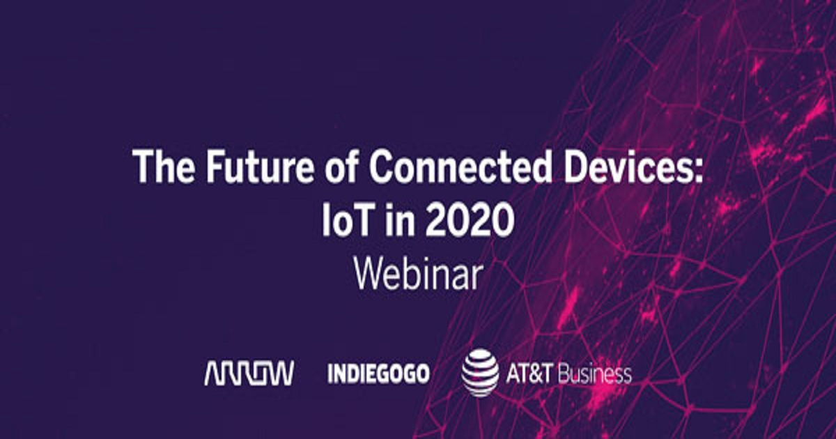 The Future of Connected Devices Webinar