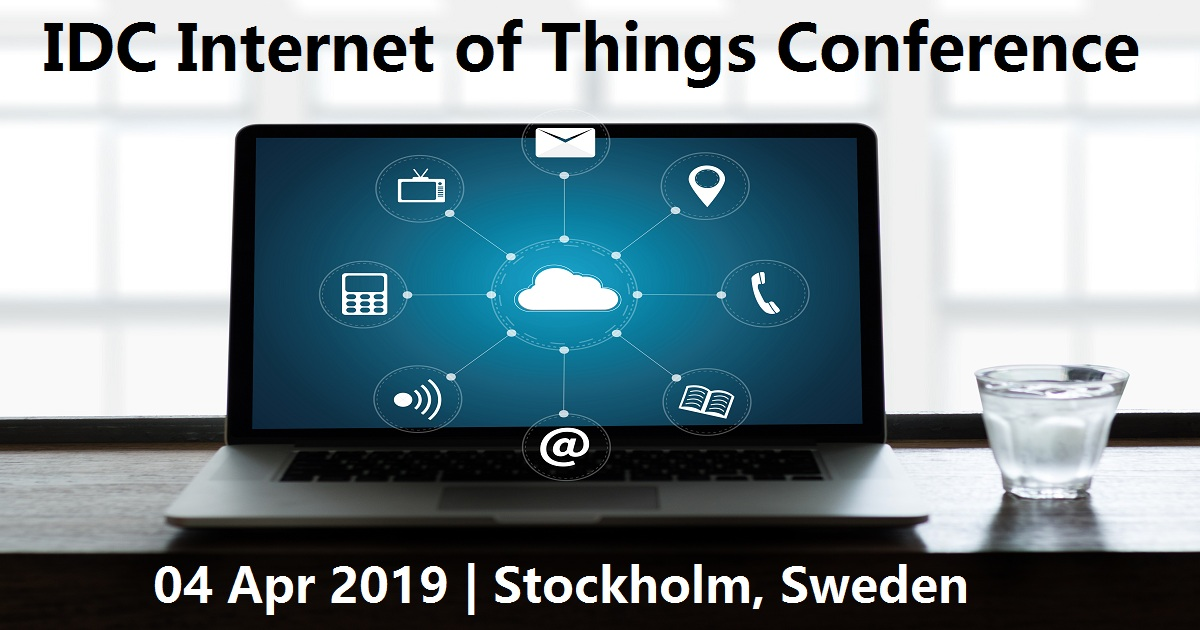 IDC Internet of Things Conference