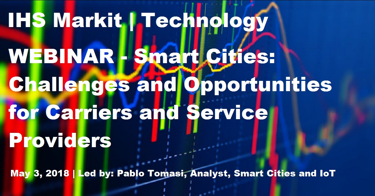 Smart Cities: Challenges and Opportunities for Carriers and Service Providers