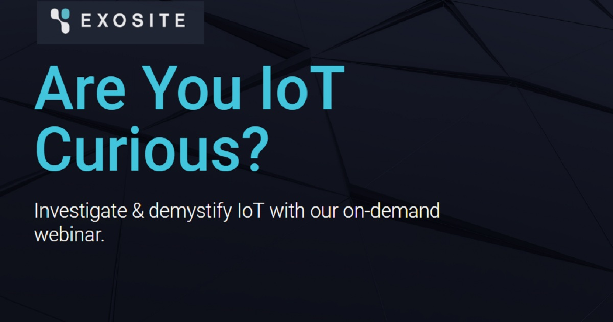Are You IoT Curious?