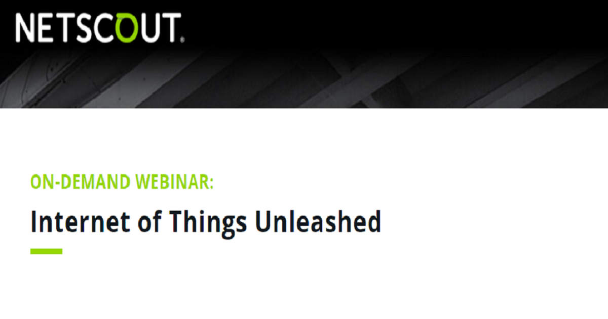 Internet of Things Unleashed