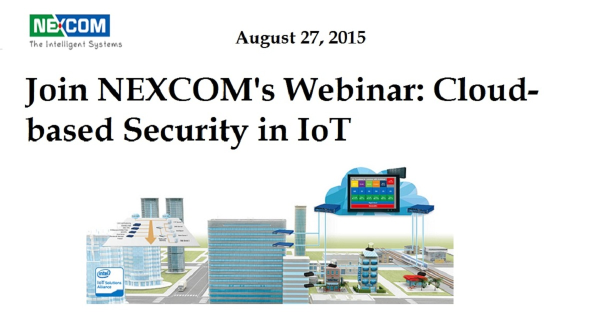 Cloud-based Security in IoT