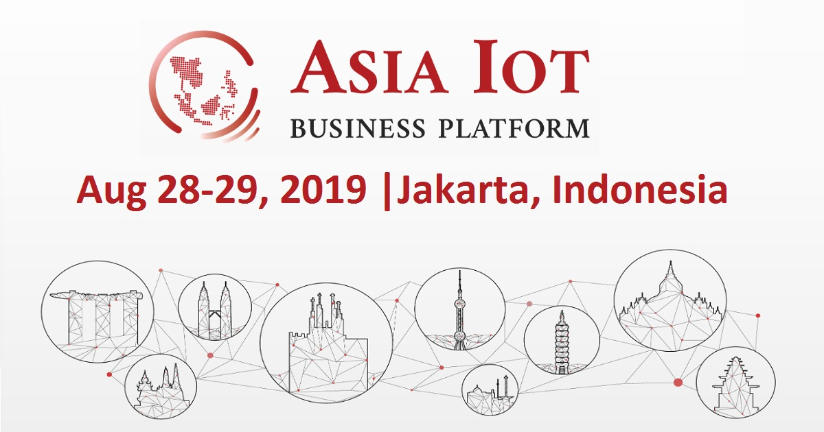 Asia IoT Business Platform 2019 Indonesia