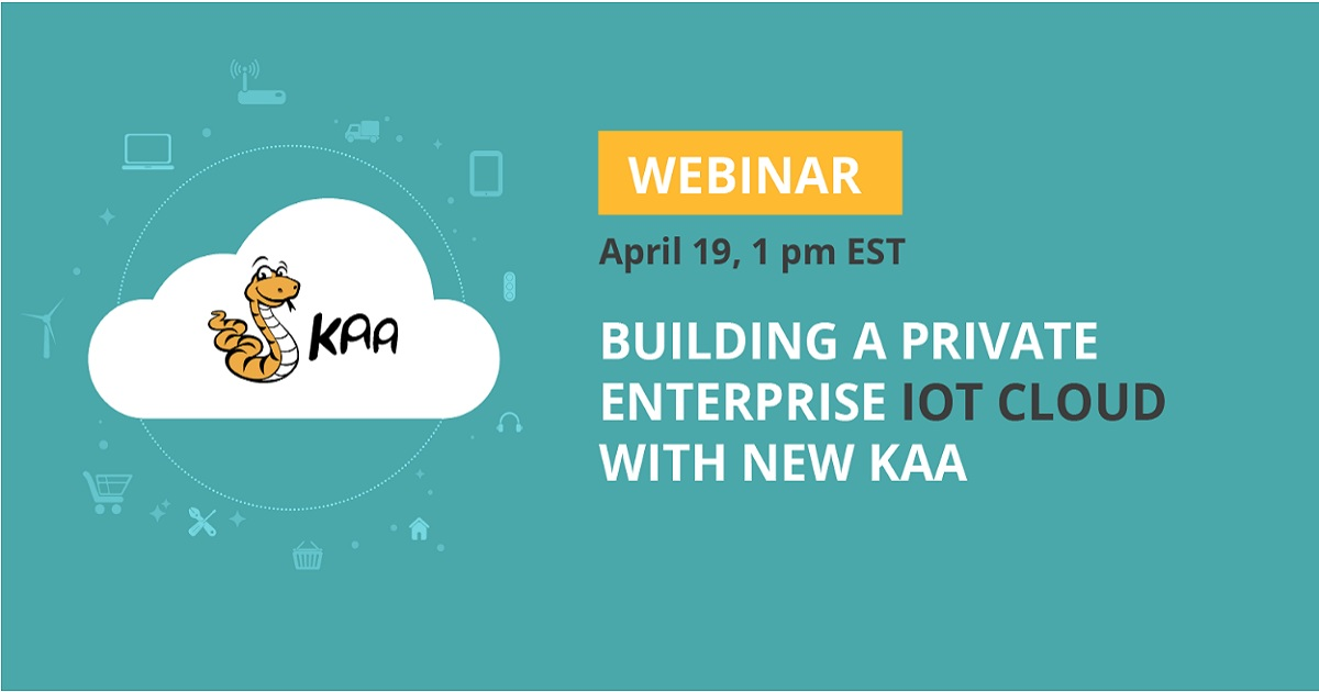 Building a private, enterprise-grade IoT cloud with Kaa
