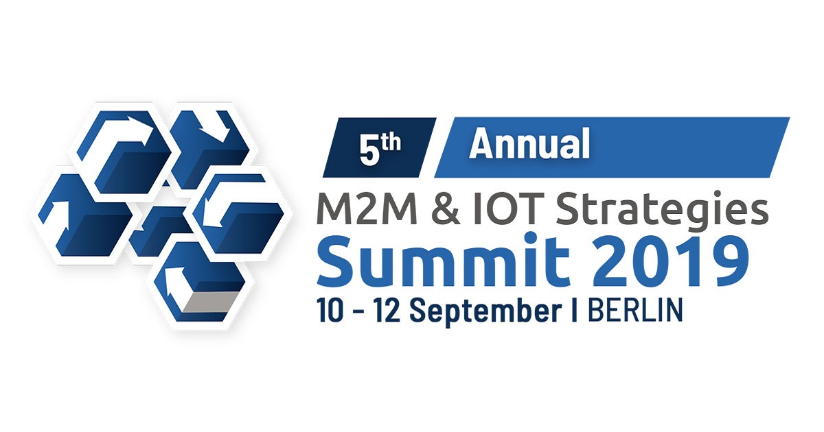 5TH ANNUAL M2M AND IOT STRATEGIES SUMMIT
