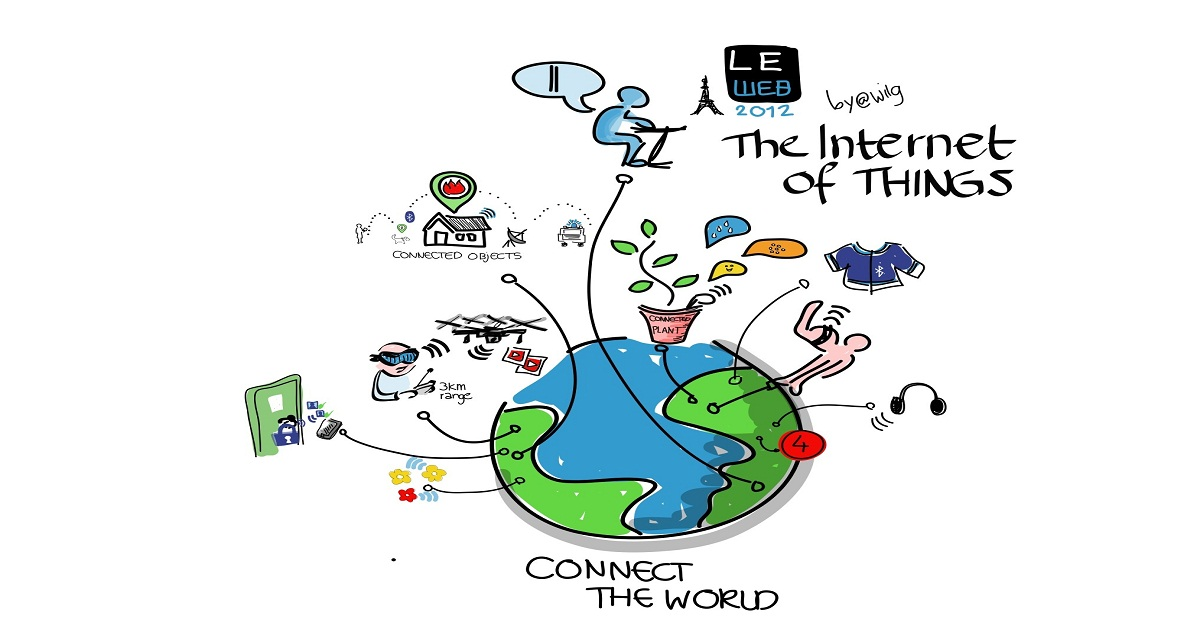 Internet of Things: Biggest Impact Ever on Information and Master Data