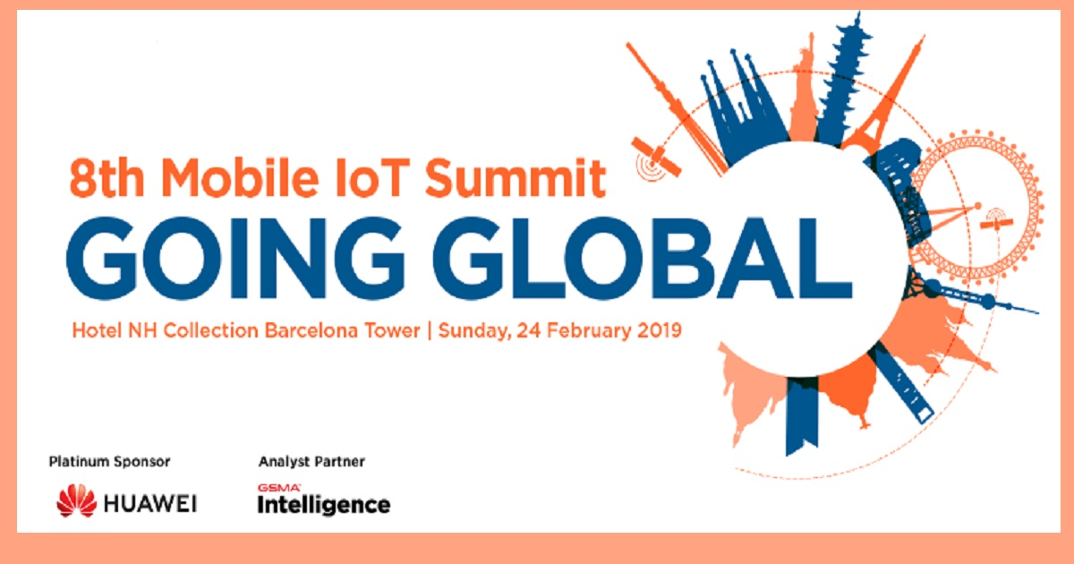 8th Mobile IoT Summit
