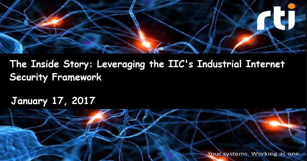 The Inside Story: Leveraging the IIC