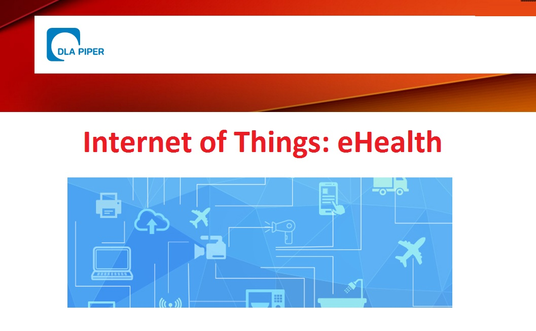 Internet of Things: eHealth