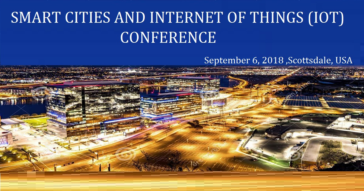 SMART CITIES AND INTERNET OF THINGS (IOT) CONFERENCE
