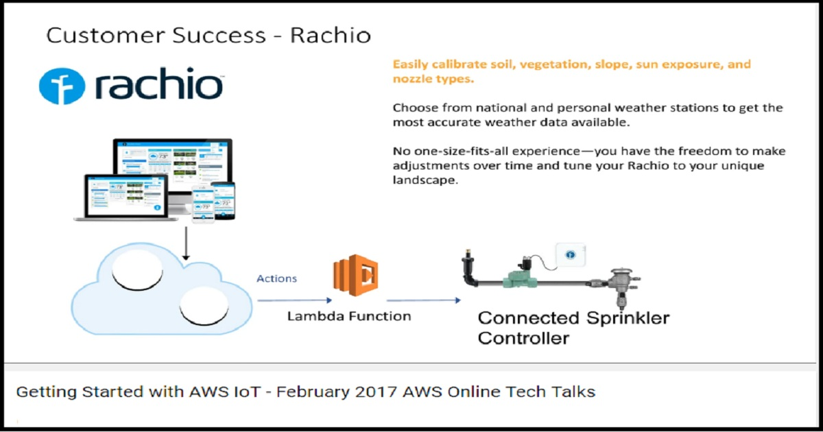 Getting Started with AWS IoT - February 2017 AWS Online Tech Talks