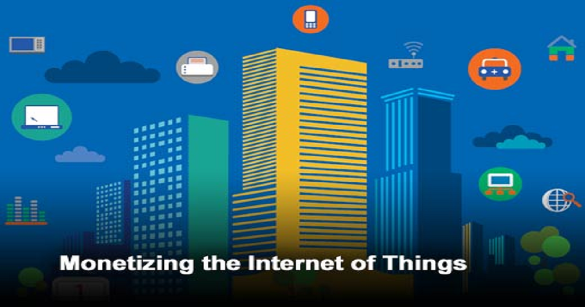 Monetization of IoT Applications