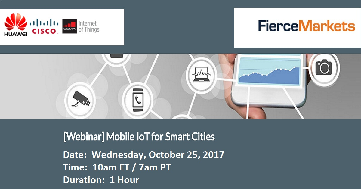 Mobile IoT for Smart Cities