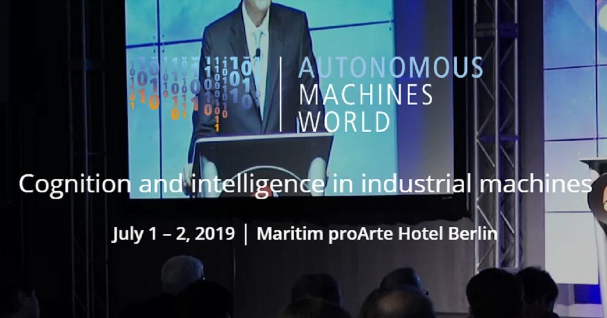 The Autonomous Machines World