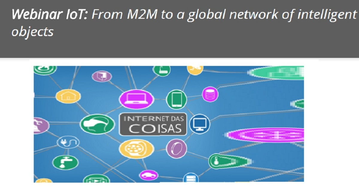 From M2M to a global network of smart objects