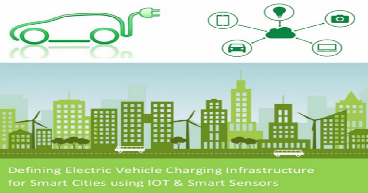 Electric Vehicles, the Smart Grid and the Internet of Things - How Everything will be Integrated in the Smart City of Tomorrow