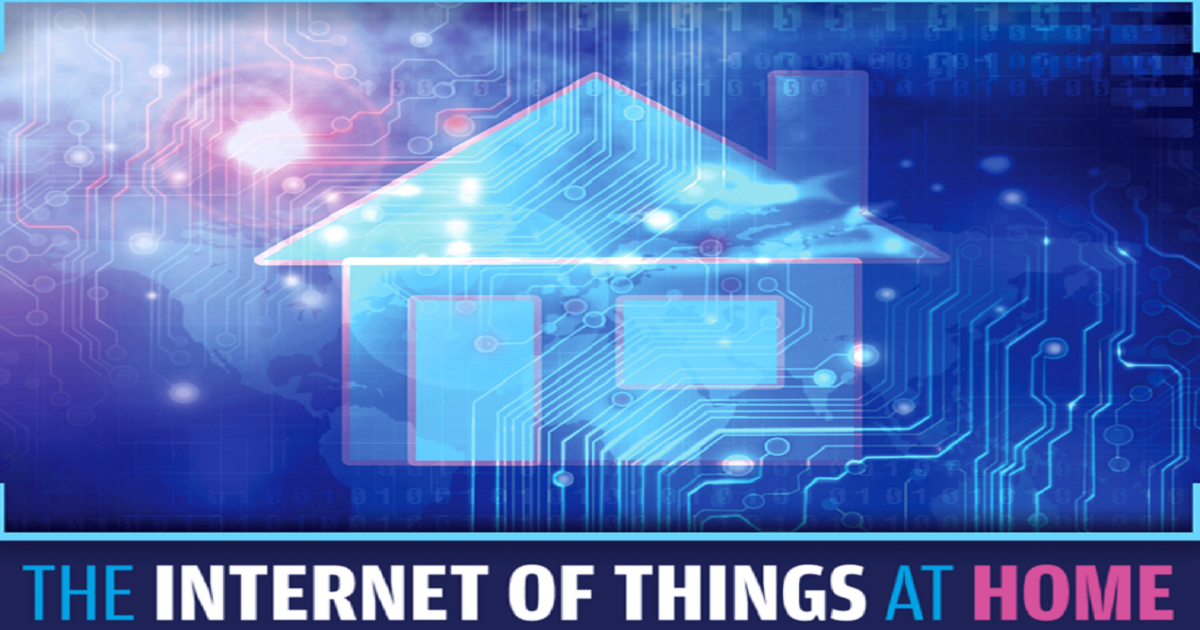 The Internet of Things in the Home